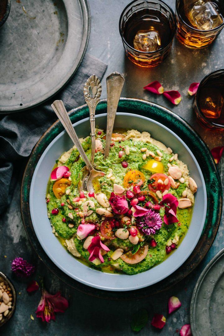 Ein Bild von einem gesunder Essen Bowl