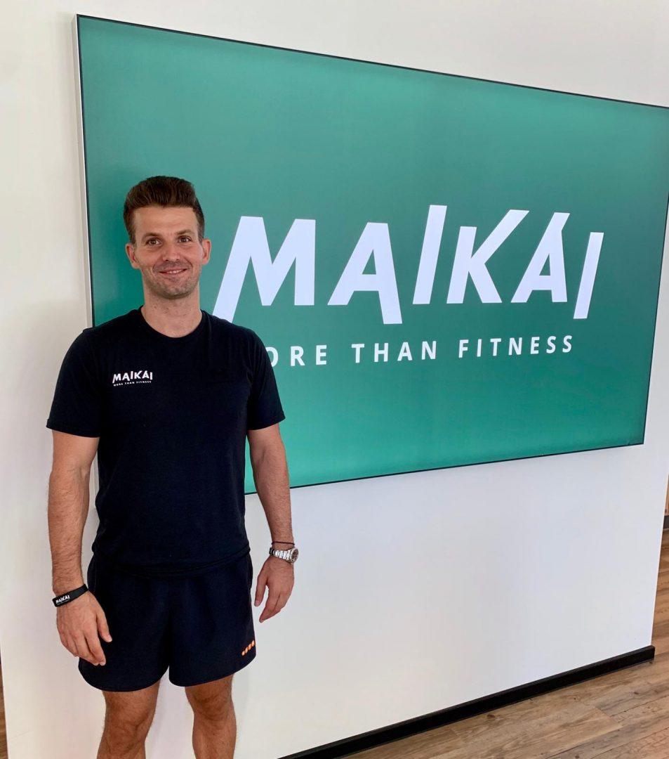 daniel donhauser co-founder maikai more than fitness