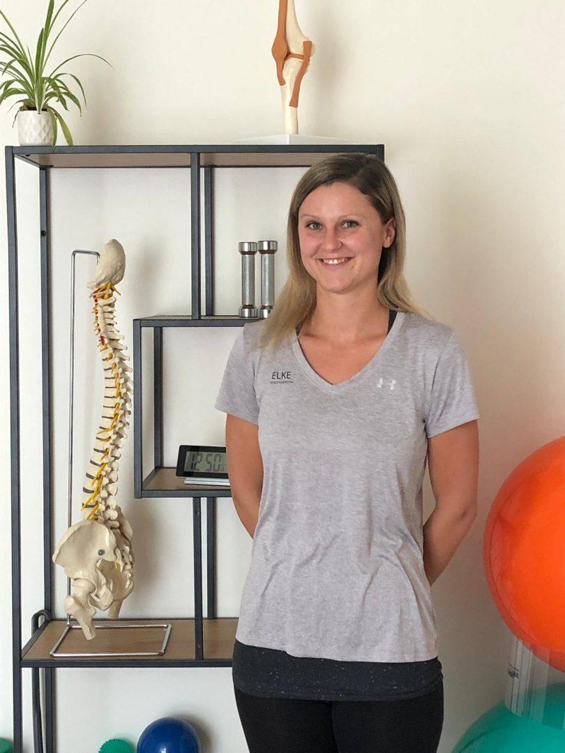 elke physiotherapeutin bei therapie salzburg partner von maikai more than fitness