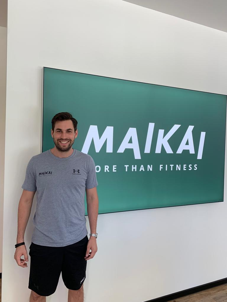 lukas blüml co-founder maikai more than fitness