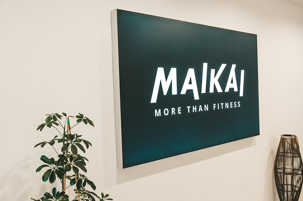 MAIKAI Fitness Studio in Salzburg Aiglhof