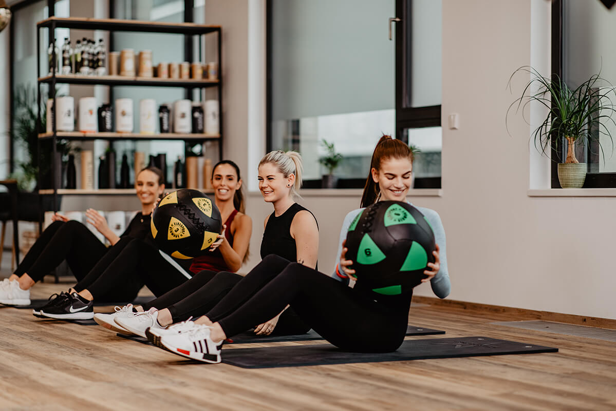 HIIT Gruppen Training bei MAIKAI more than fitness