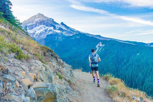 Laufen in den Bergen mit MAIKAI Fitness